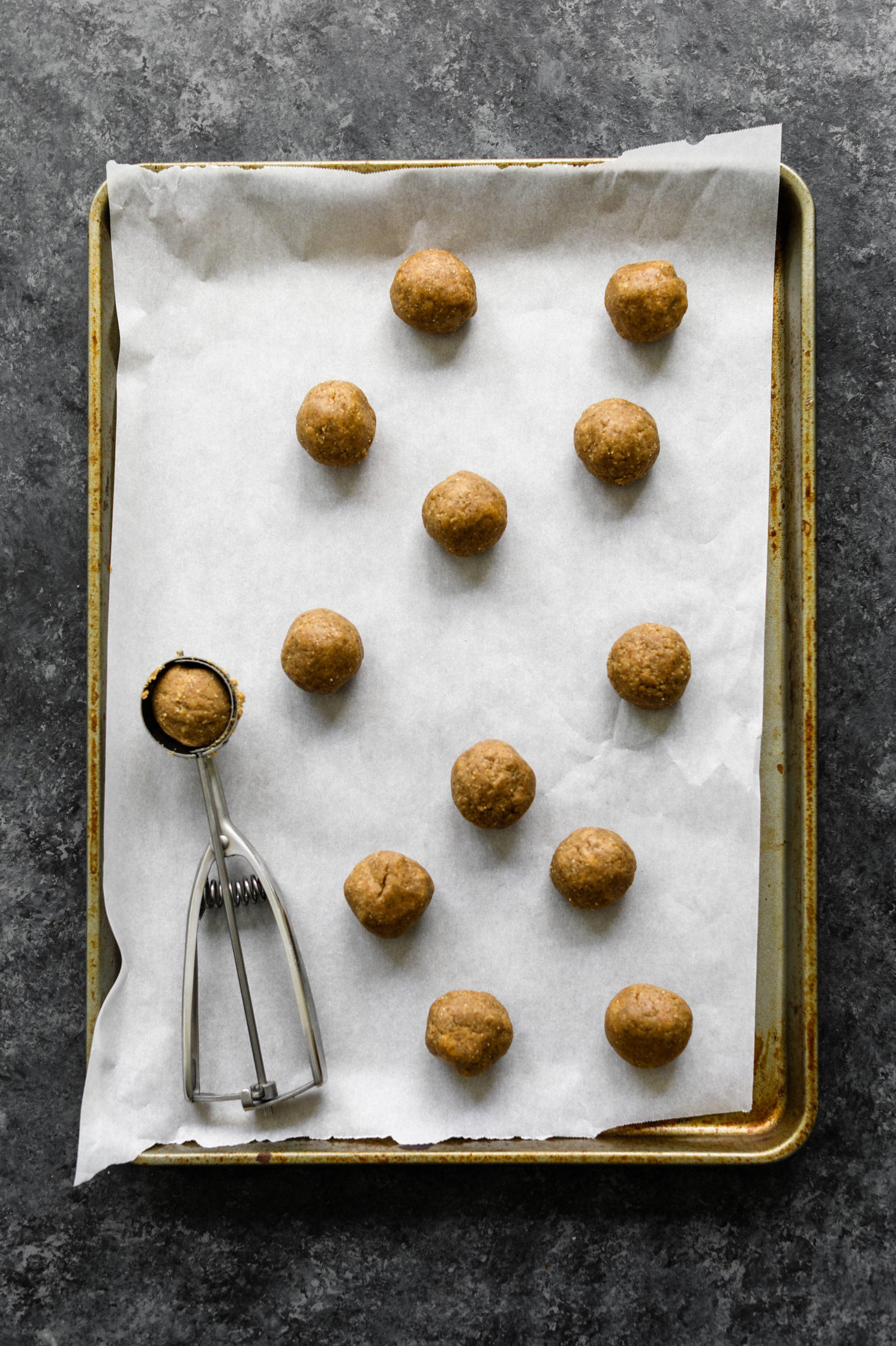 "4-Ingredient ""Superseed"" Chocolate Truffles by Flora & Vino"