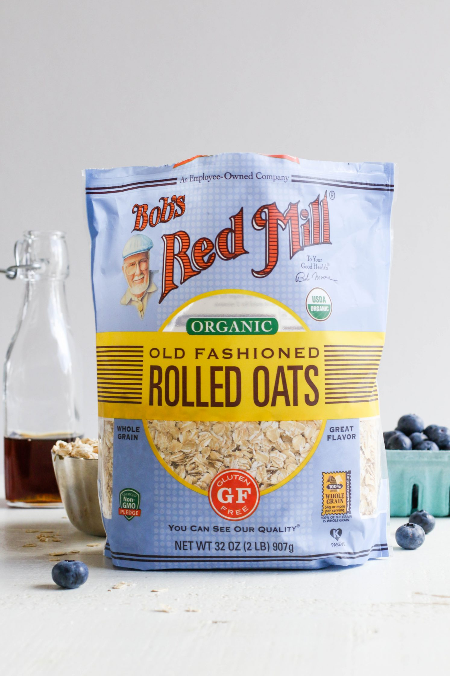 Bob's Red Mill Old-Fashioned Rolled Oats