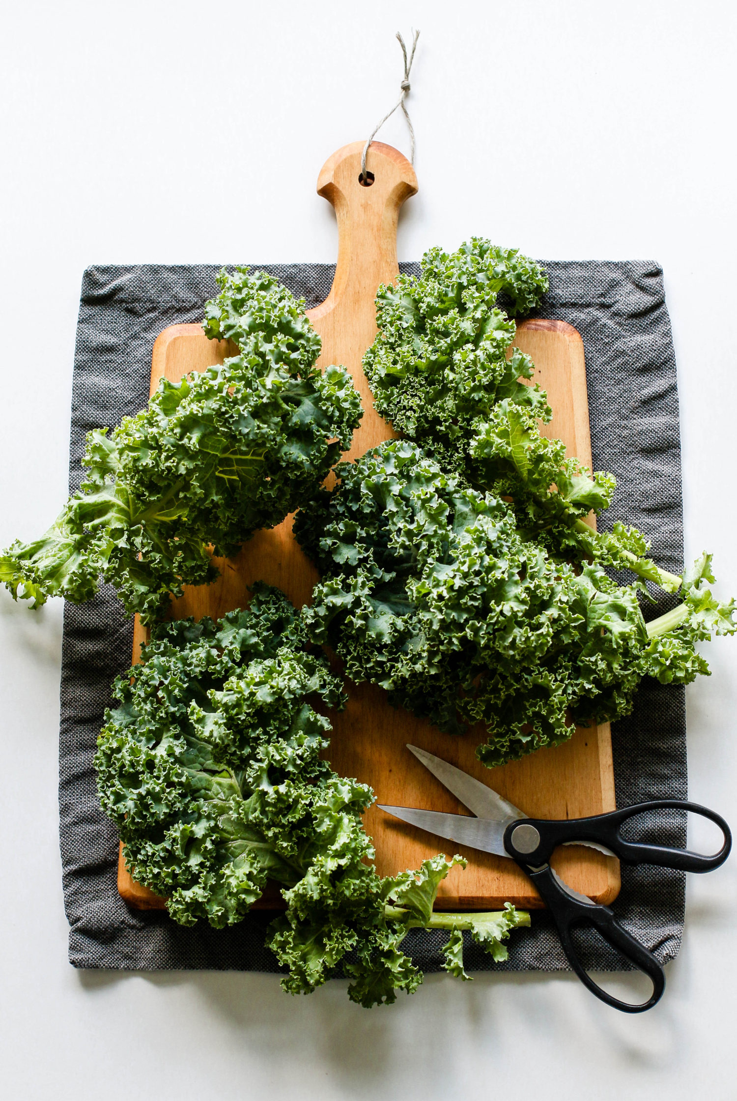 My Go-To Kale Salad by Flora & Vino