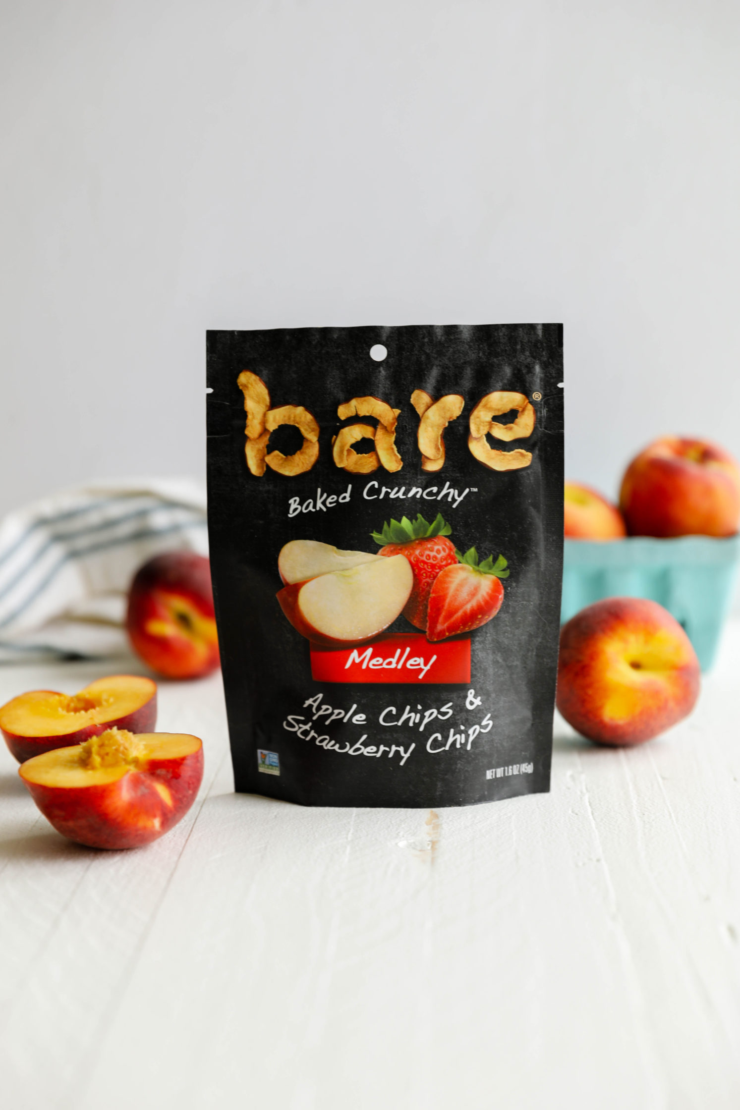 Peaches and Bare Snacks Medley