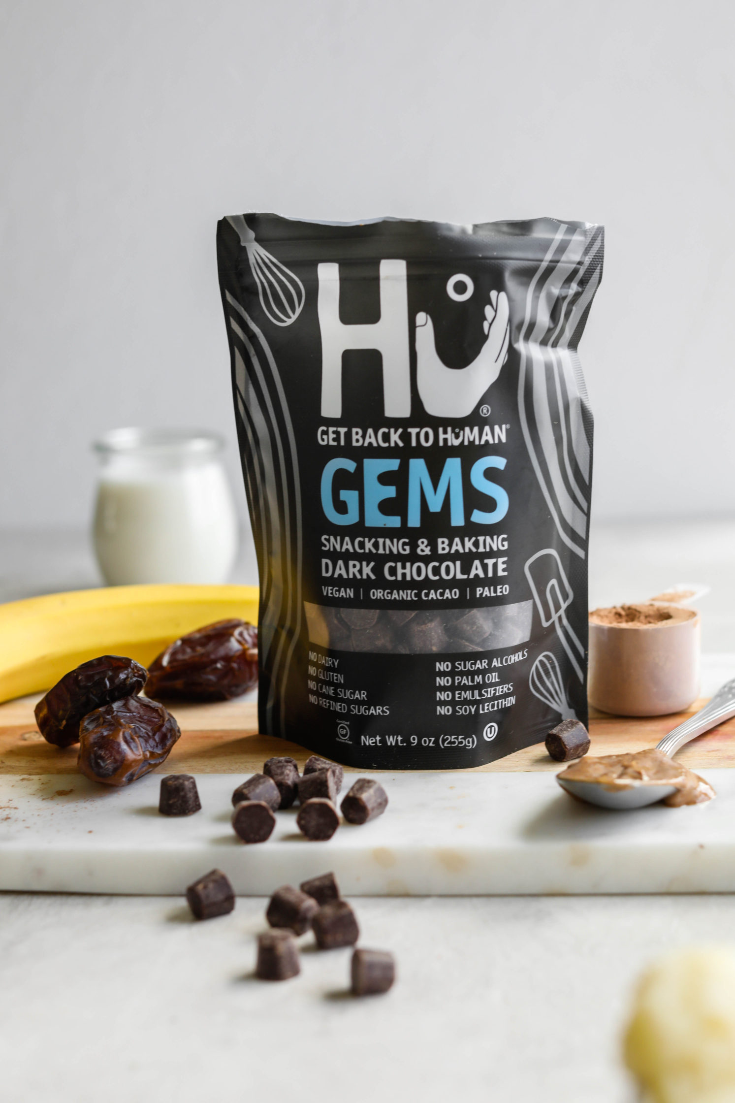Hu Kitchen Chocolate Gems