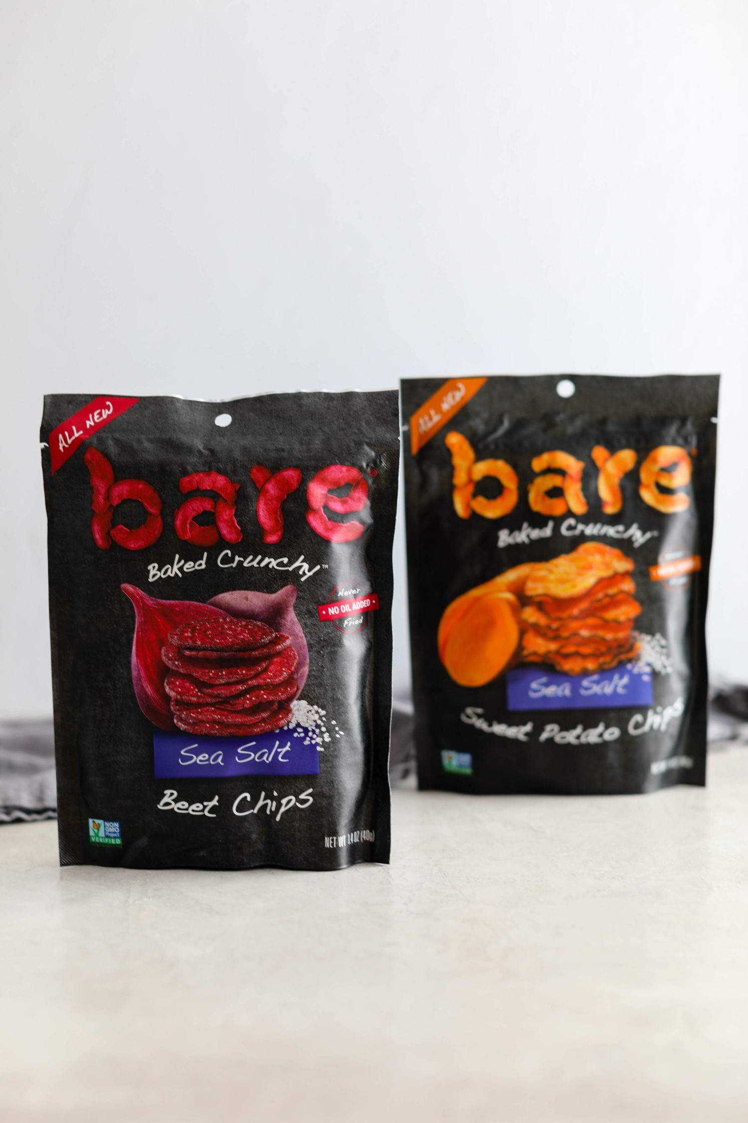Bare Snacks Beet and Sweet Potato Chips