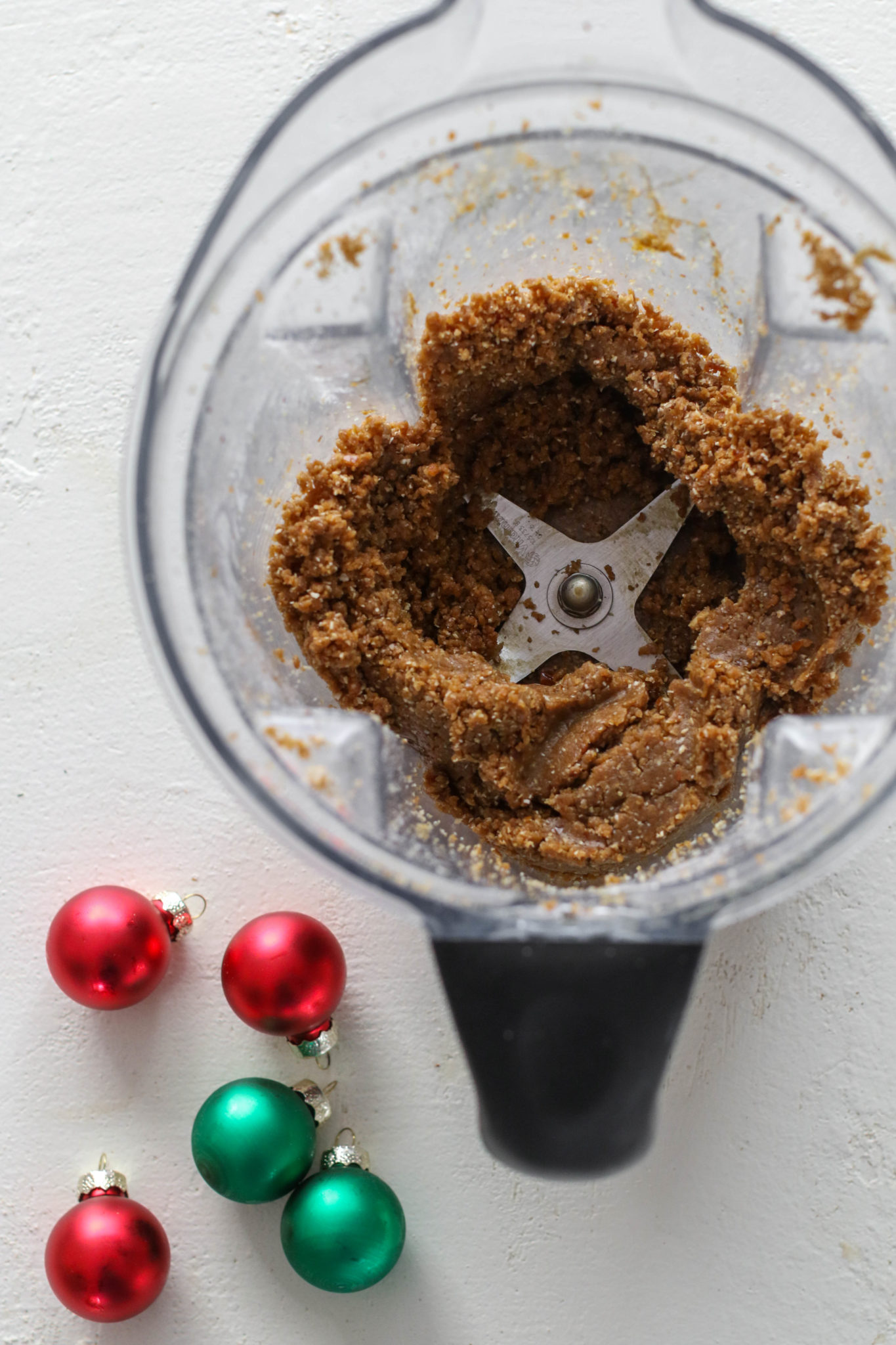 Gingerbread Ball Batter