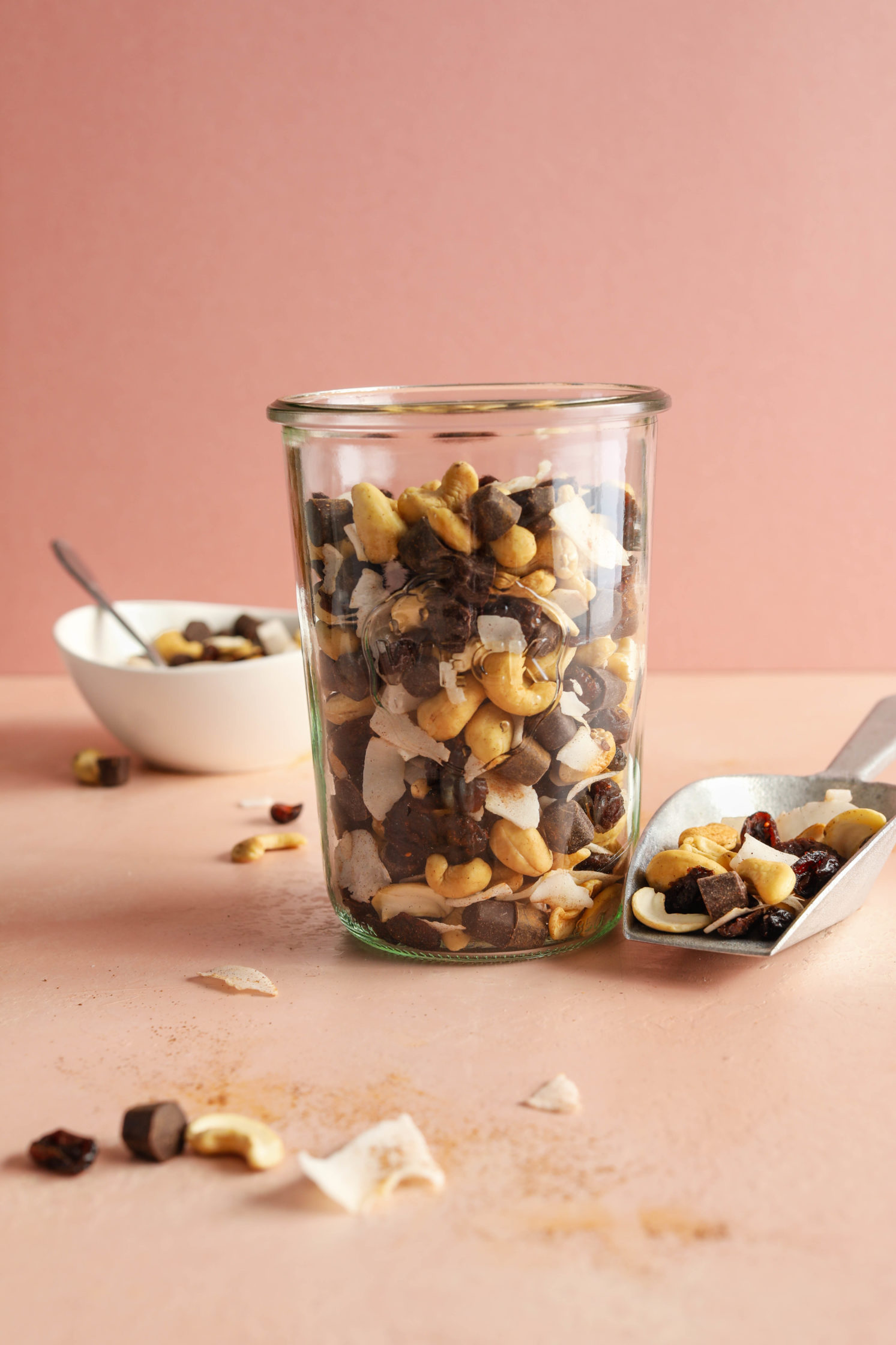 My Go-To Trail Mix by Flora & Vino