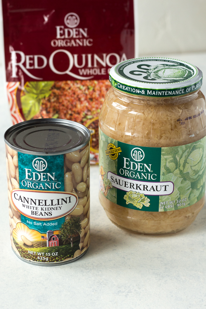 Eden Foods products