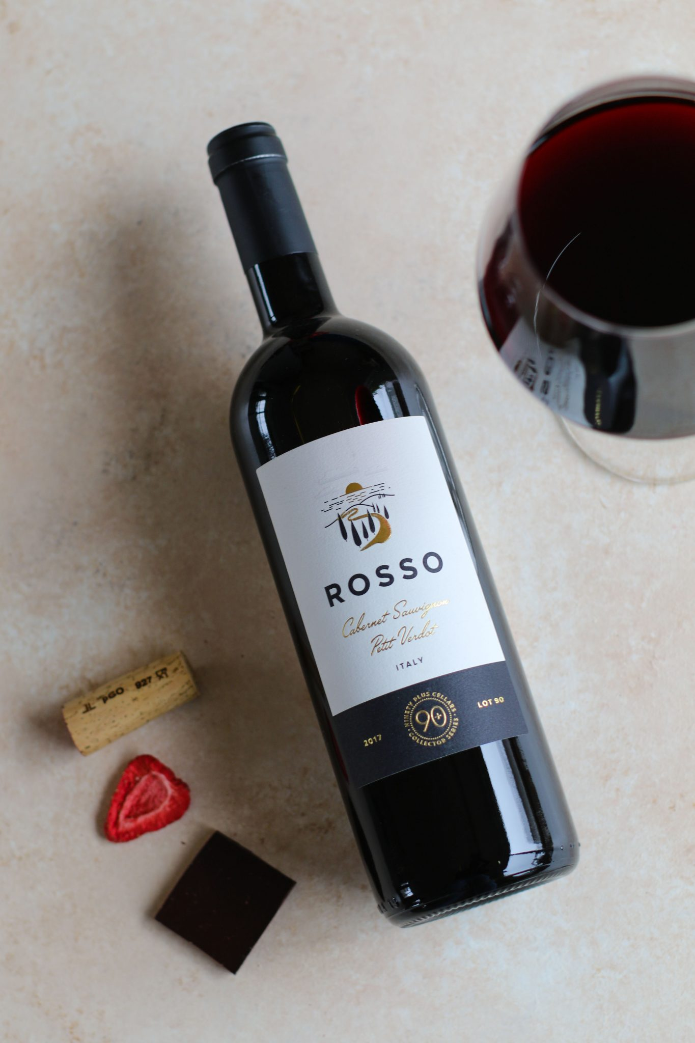 Rosso 90+ Cellars Wine