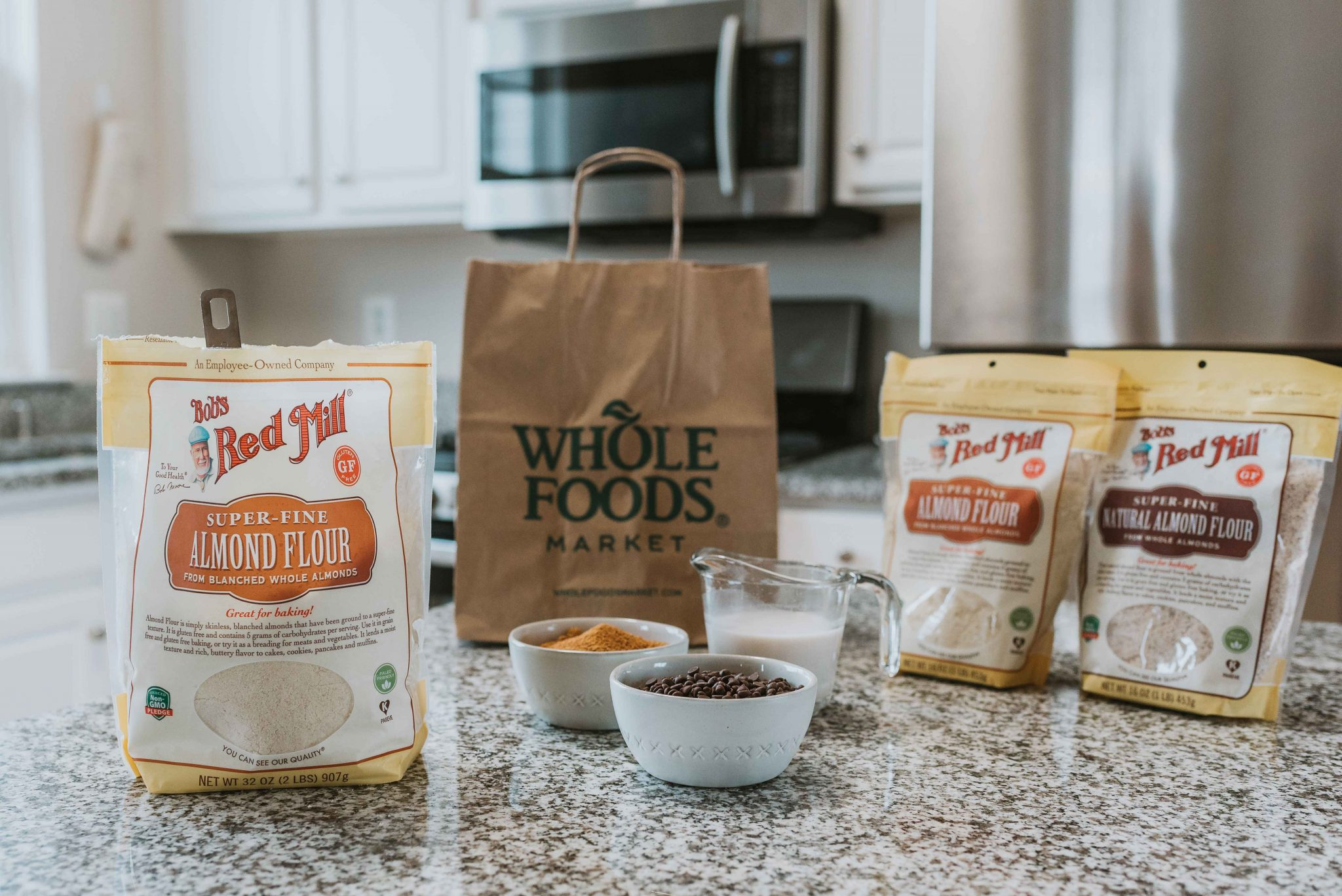 Almond Flour: My Favorite Grain-Free Flour by Flora & Vino