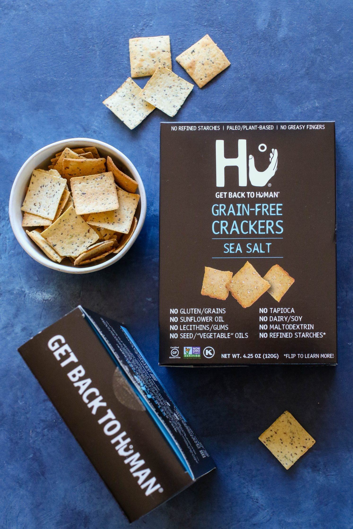 Hu Kitchen Crackers