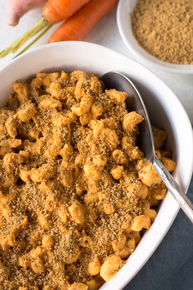 Nut-Free 1-Pot Macaroni & Cheese by Flora & Vino