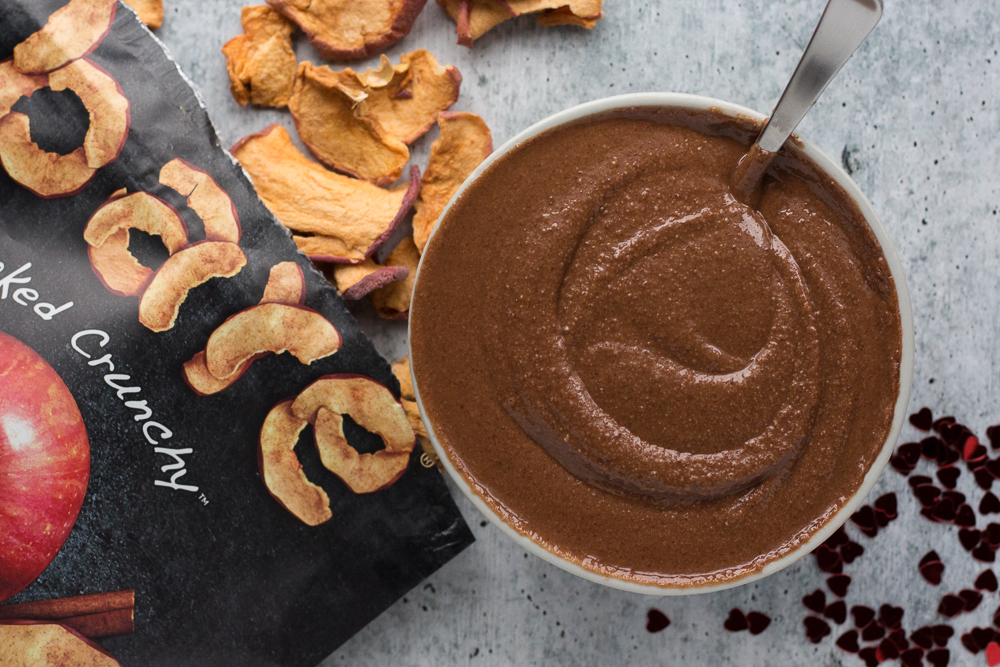Dark Chocolate Tahini Spread by Flora & Vino