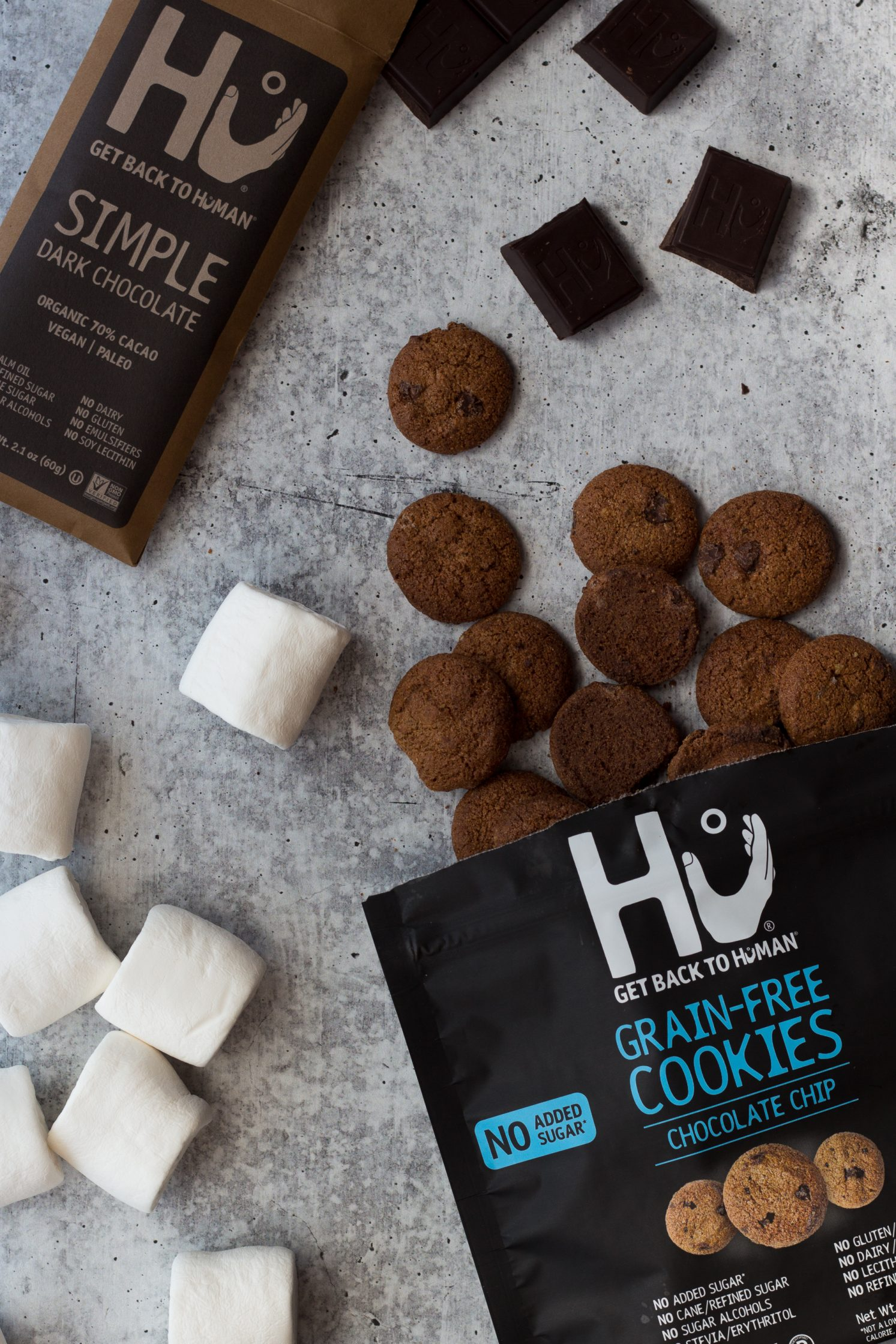 Cookie S'mores by Flora & Vino