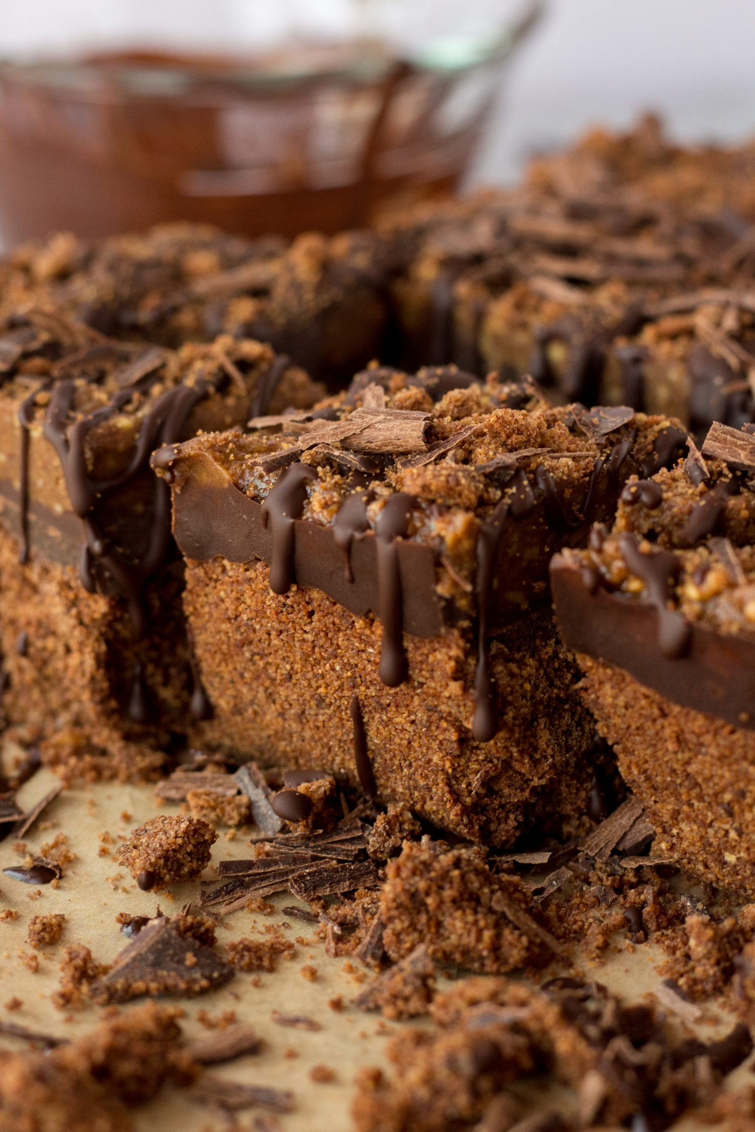Cookie Layer Bars by Flora & Vino